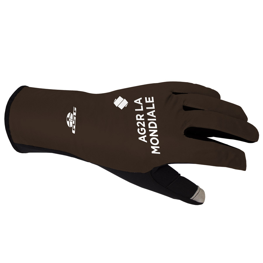 AG2R La Mondiale 2017 Winter Gloves