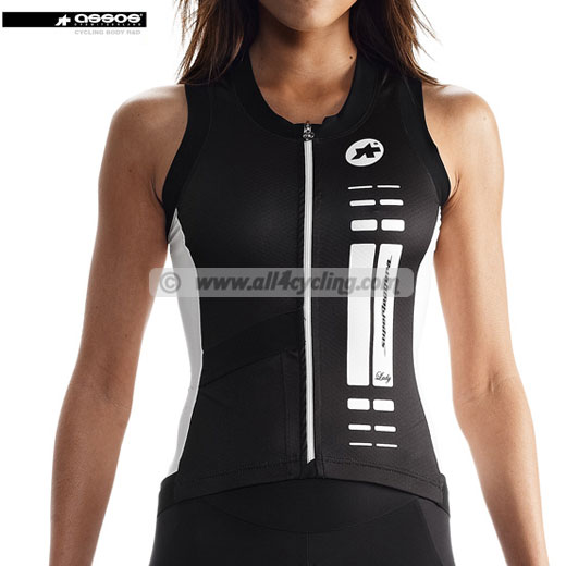 Assos nS.superLeggera Lady Jersey - Black