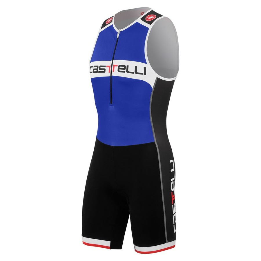 Body Castelli Core Tri - Surf Blue