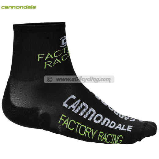 Cannondale Factory Racing Socks - Black