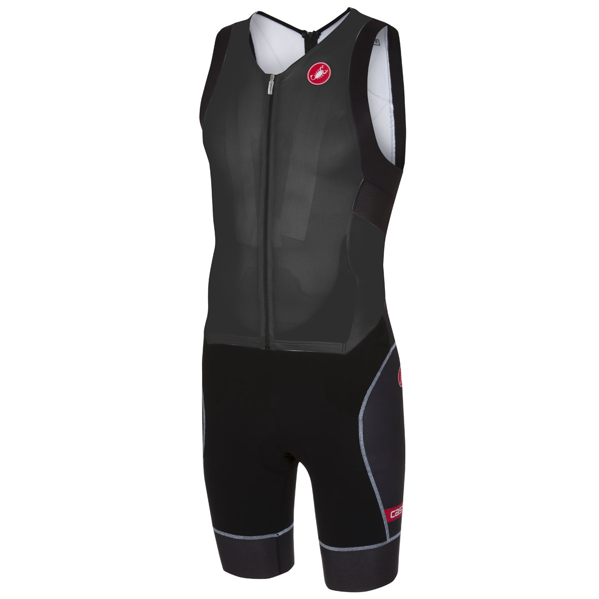 Castelli Free Sanremo Suit sleeveless Body - Black