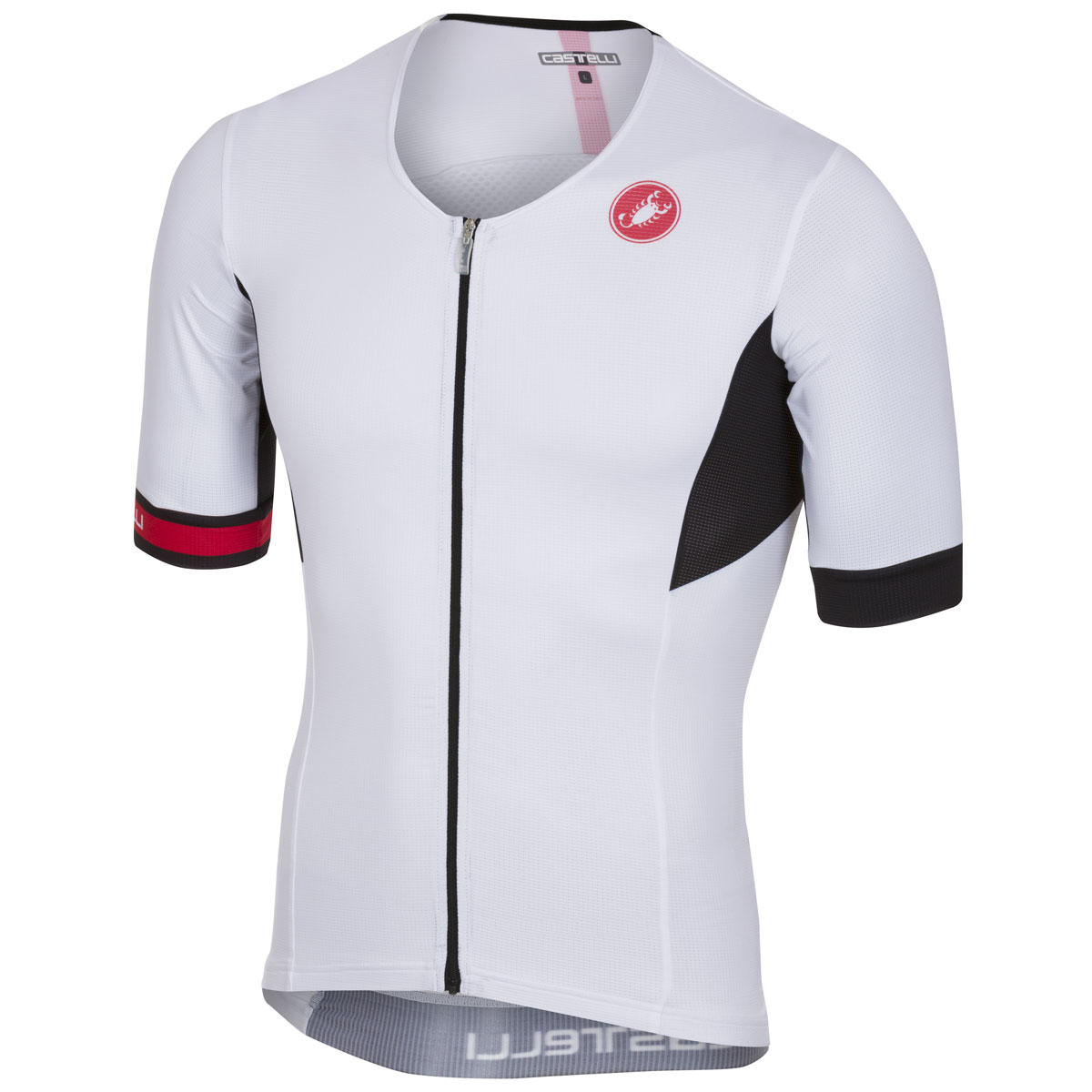 Castelli Free Speed Race jersey - White