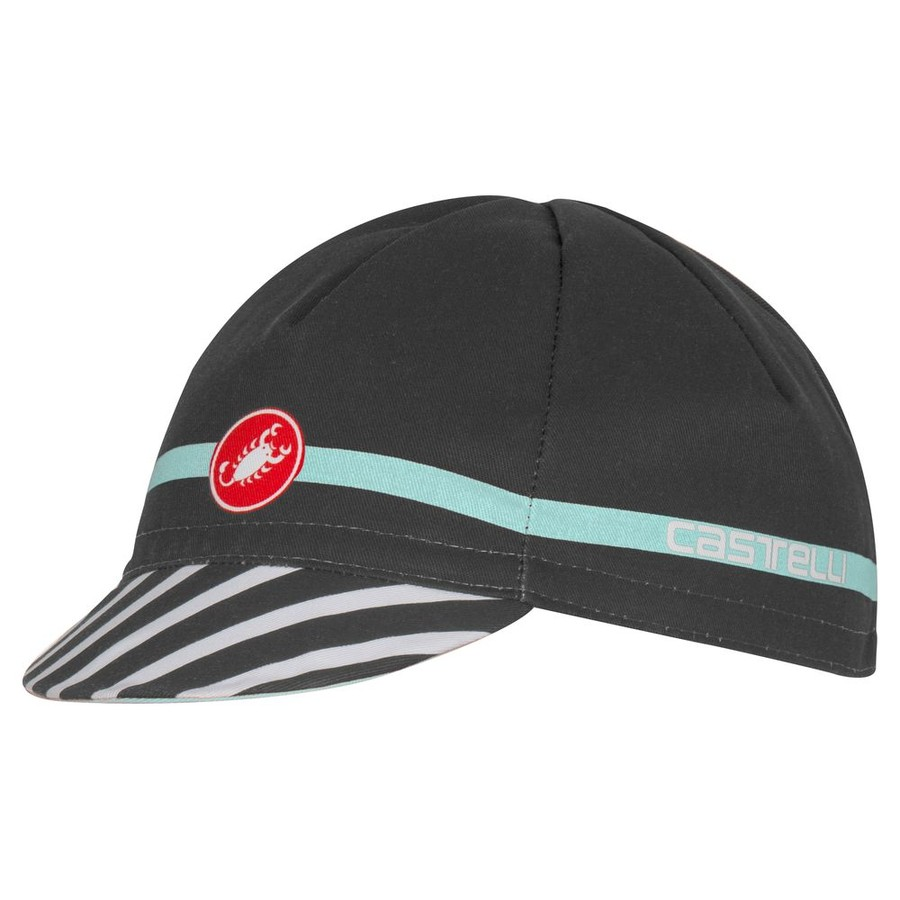 Cycling Cap Free 2017 Castelli - Anthracite
