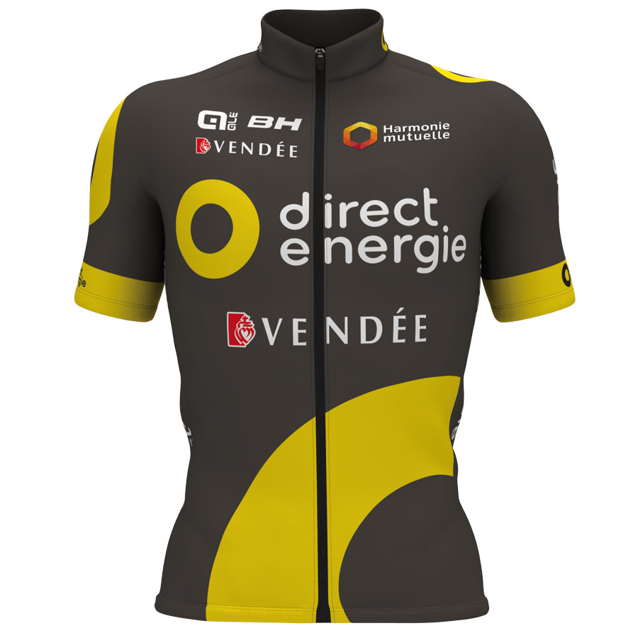 Direct Energie 2017 Jersey