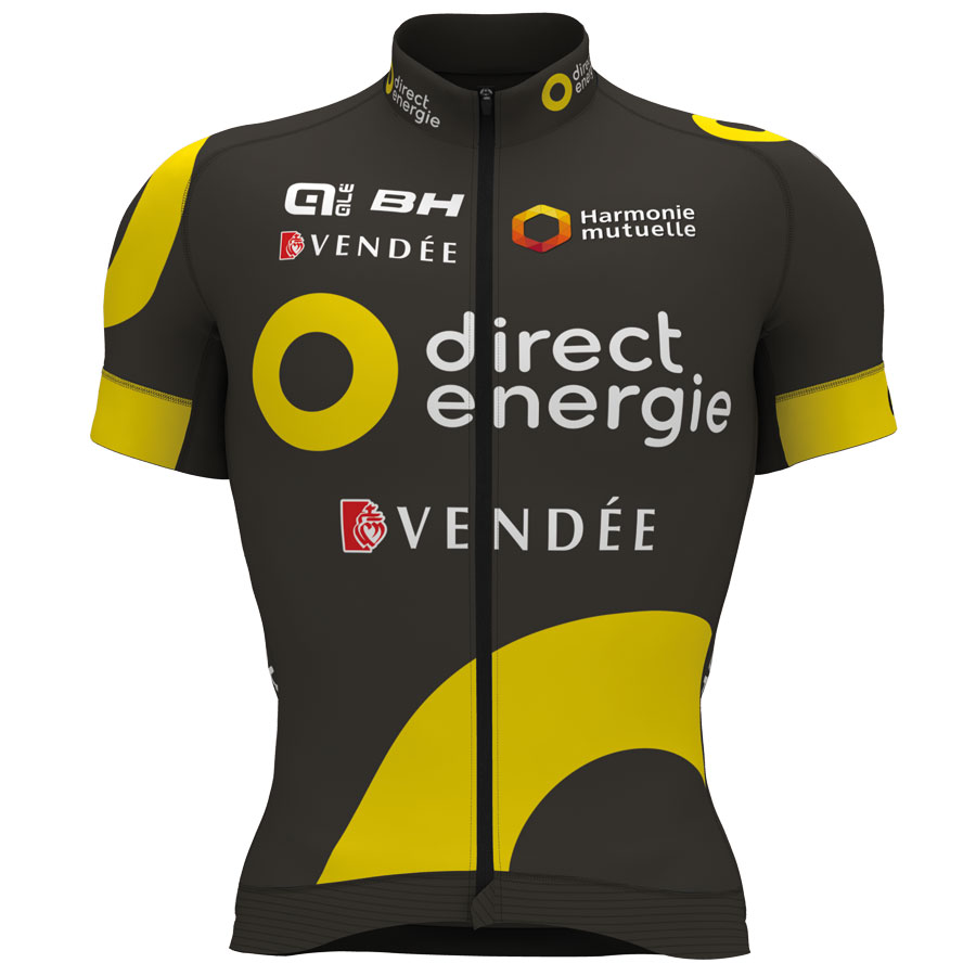 Direct Energie PRR 2017 Jersey