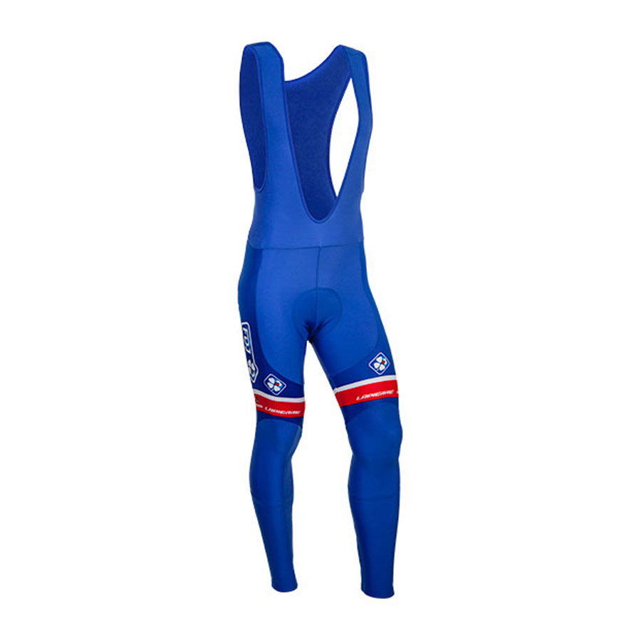 Francaise des Jeux Winter Bib Tights 2015