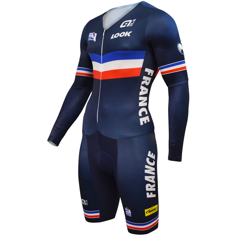 French National L/S Skinsuits
