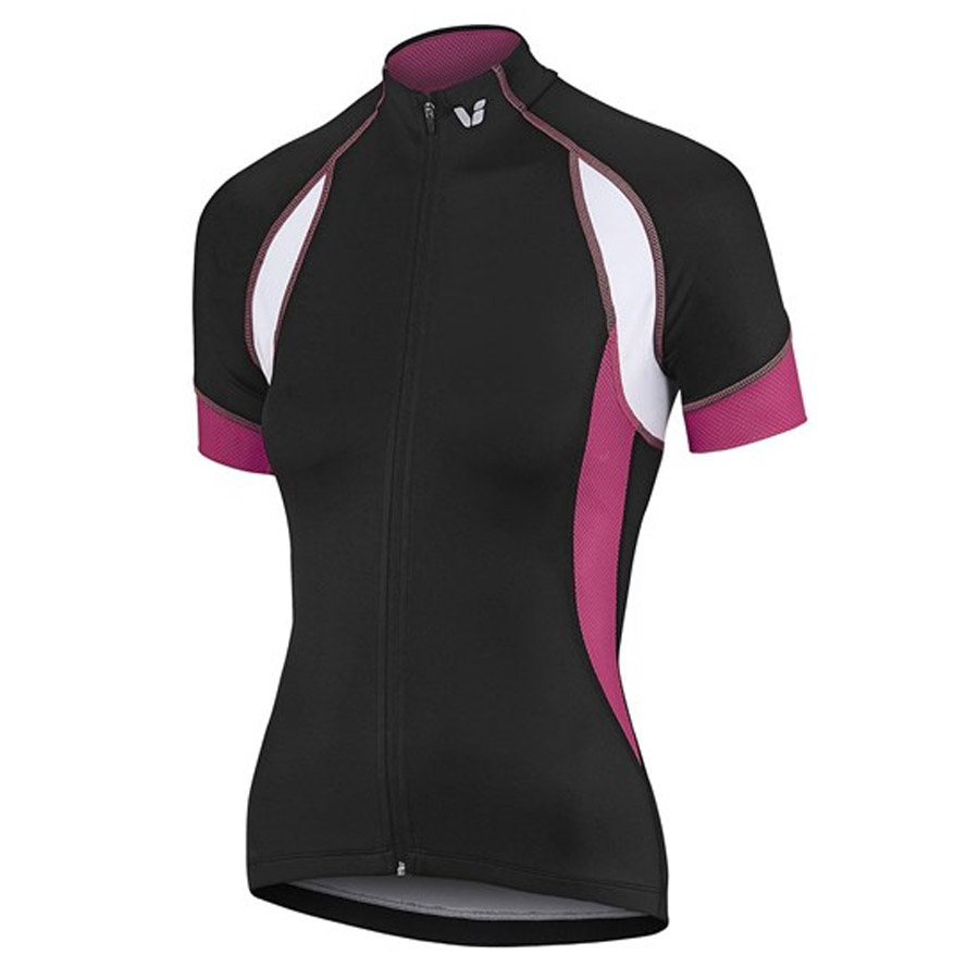 Giant Liv Brisa Woman Jersey - Black Pink