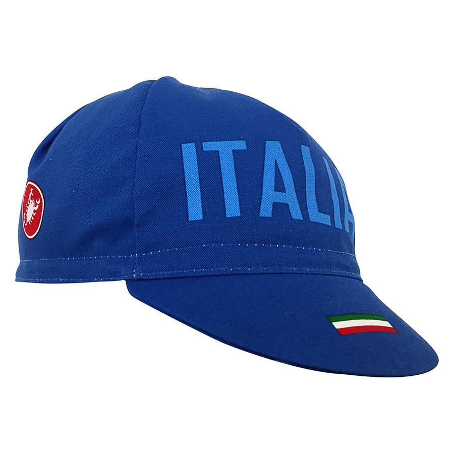 Italian National Team 2017 Cycling Cap