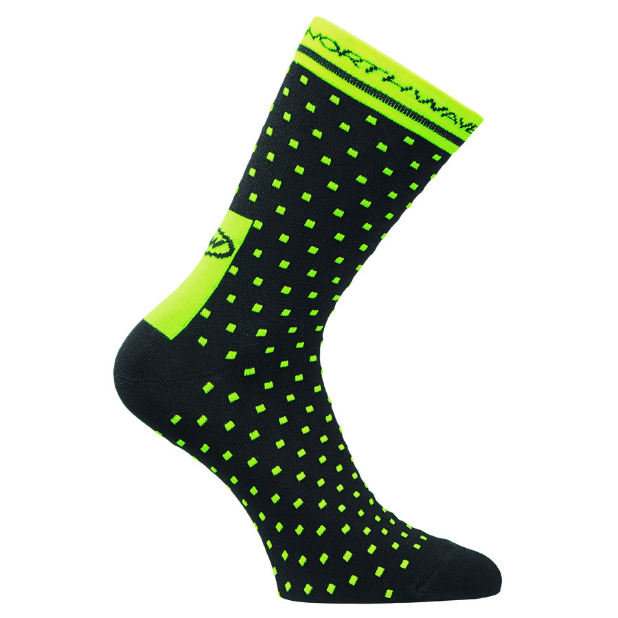 Northwave Switch Line Socks - Yellow Fluo