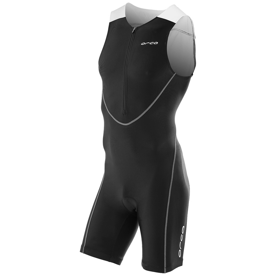 Orca Core Basic Speed Suit - Black White