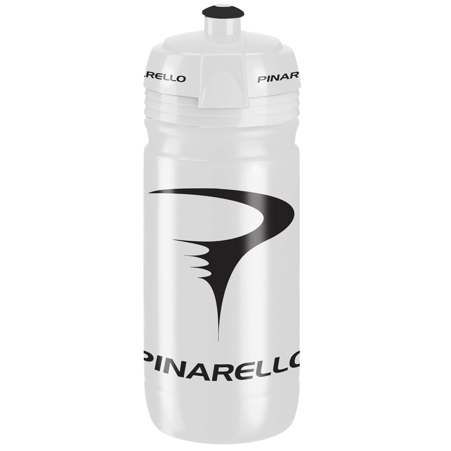 Pinarello Corsa 550 ml Bottle - White