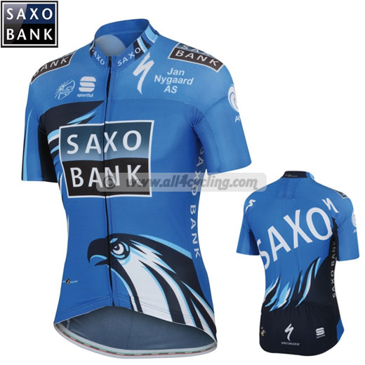 Saxo Bank - Sungard 2012 Summer Race jersey