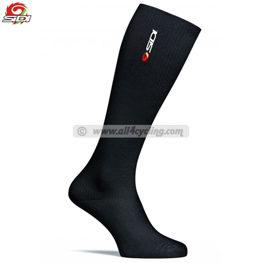 Sidi Socks Compression Long - Black