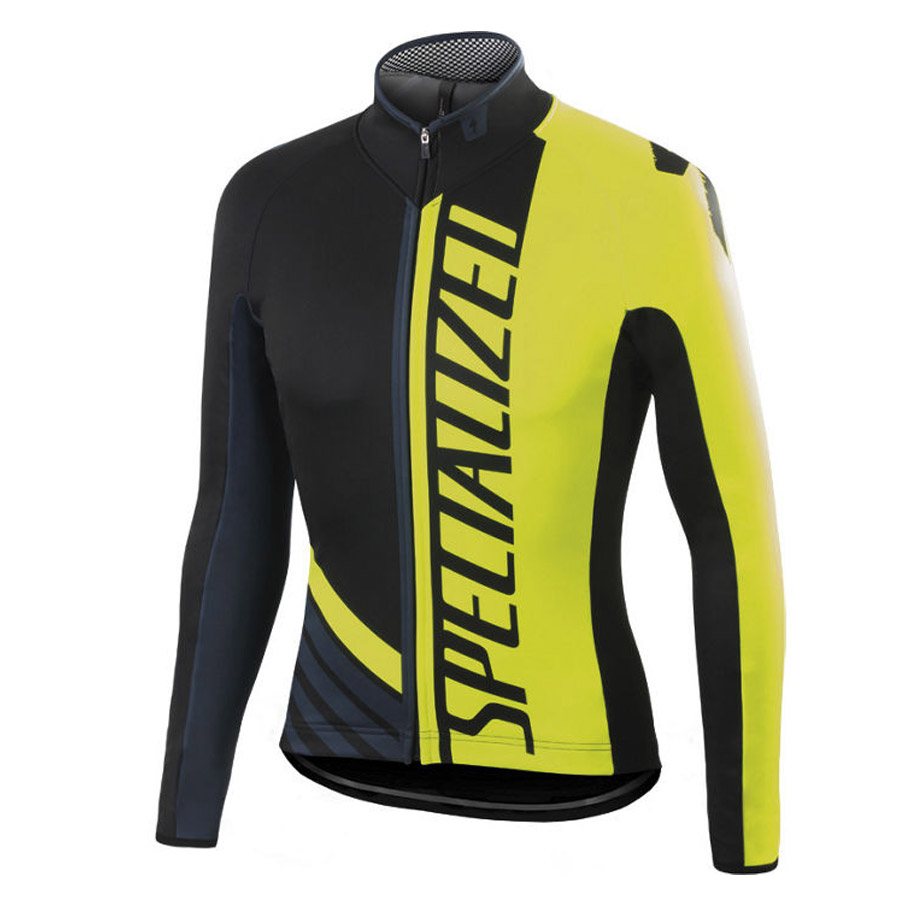 Specialized Element Pro Racing Jacket - Yellow Fluo