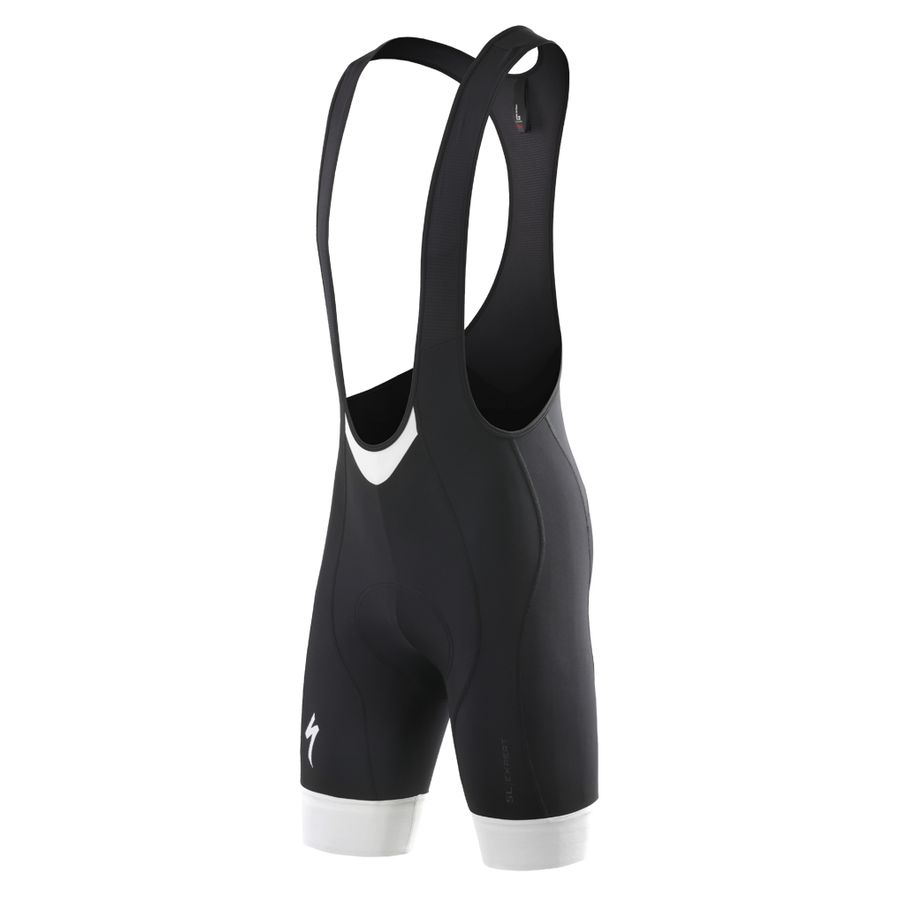 Specialized SL Expert Bib shorts - Black White