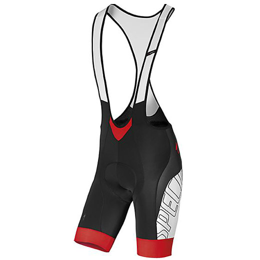 Specialized Replica Team Bib shorts - Black White