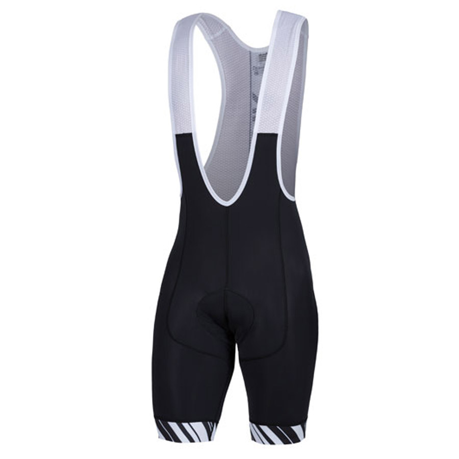 Spiuk Performance Bib shorts - Black White
