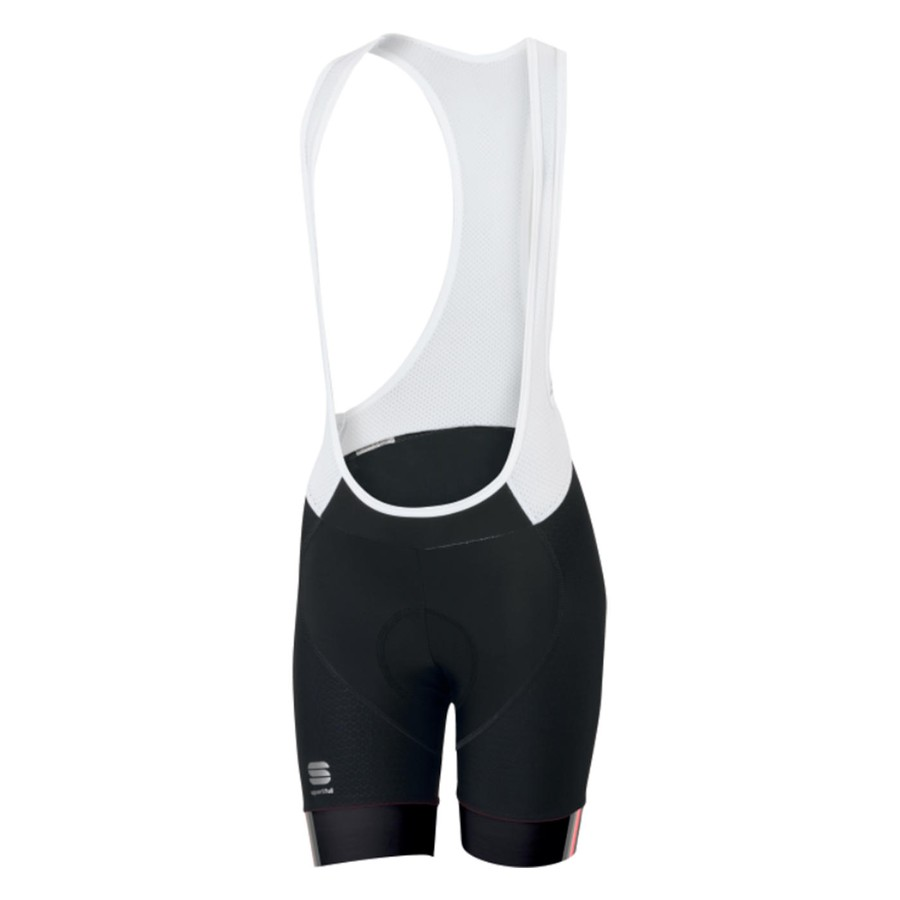 Sportful Women Bodyfit Pro 2017 Bibshort - Black Anthracite