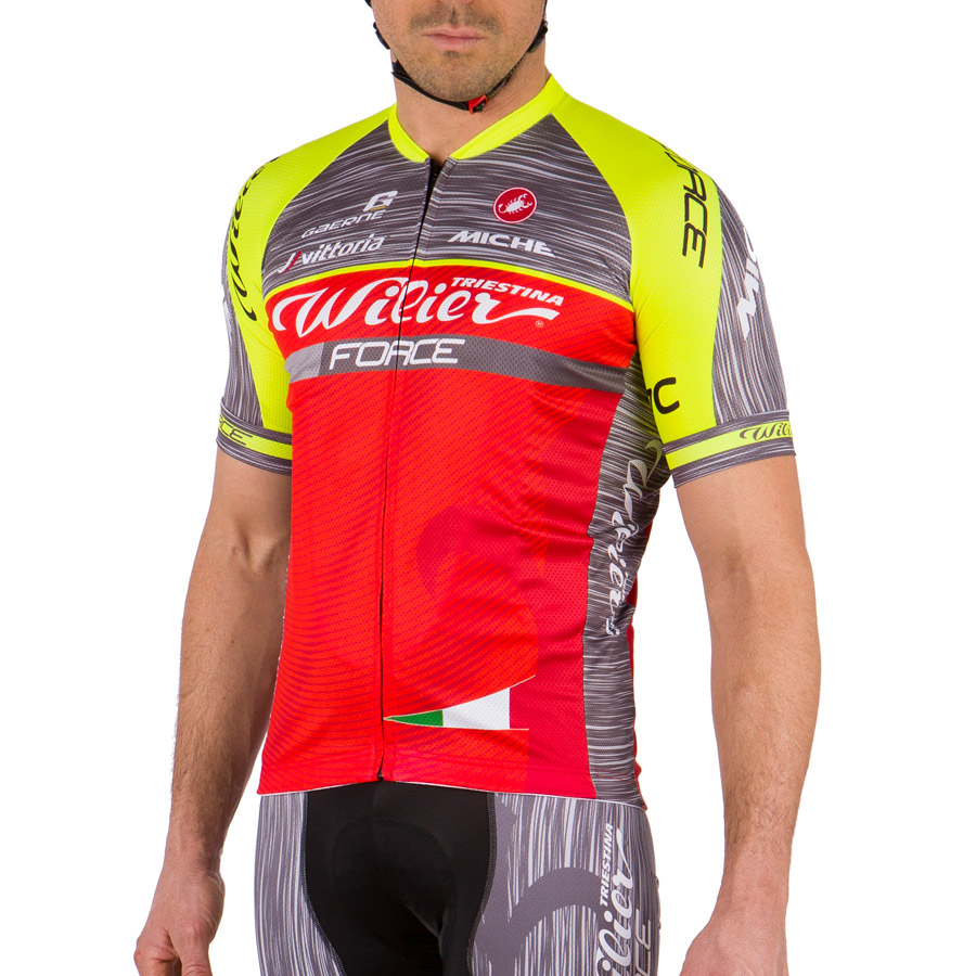 Wilier Force 2017 jersey