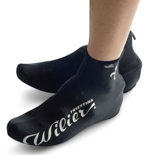 Wilier Lycra shoecover - Black
