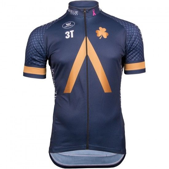 Aquablue Sport 2018 Short Sleeve Jersey (Long Zip)