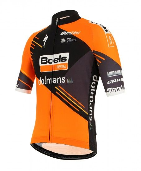 Boels Dolmans Cyclingteam 2019 Set (Jersey + Bib Shorts)