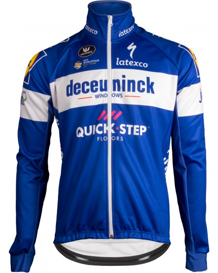 Deceuninck-Quick-Step 2019 Winter Cycling Jacket