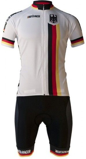 Germany 2019 Jersey With Long Zip