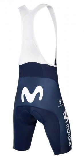 Movistar 2019 Cycling Bib Shorts