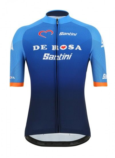 Team De Rosa 2019 Set (Jersey + Bib Shorts)