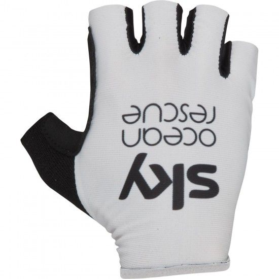 Team Sky 2018 Tour Edition Short Finger Cycling Gloves