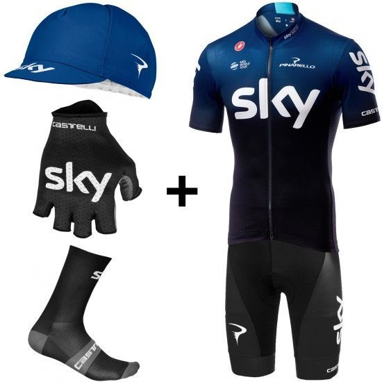 Team Sky 2019 Fan Super Set