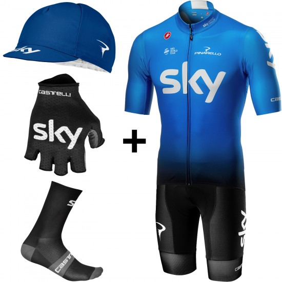 Team Sky 2019 Fan Training Edition Super Set
