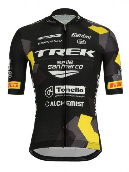 Trek-Selle San Marco 2019 Short Sleeve Cycling Jersey